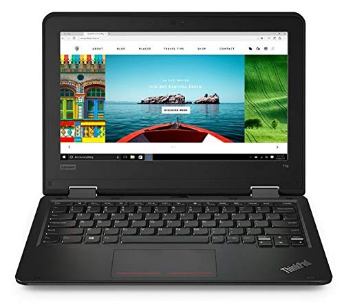 Lenovo ThinkPad 11E (5th Gen) 11.6' HD Business Laptop - Intel Celeron Quad-Core, 4 GB Ram, 128GB SSD, Windows 10 Pro