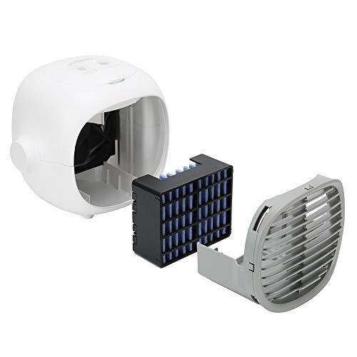 Mini-Klimaanlage, hocheffizienter Luftkühlerlüfter Lüfter, langlebiges Büro für zu Hause