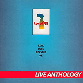 Live at Reading Concert Hall 2001