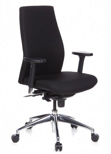 hjh OFFICE Bürostuhl/Chefsessel Ergo-TEC 200 orange