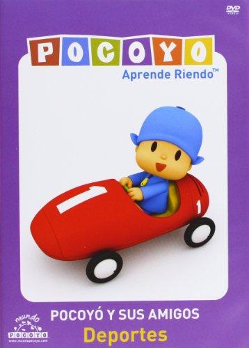 Pocoyo Y Sus Amigos: Deportes [DVD]