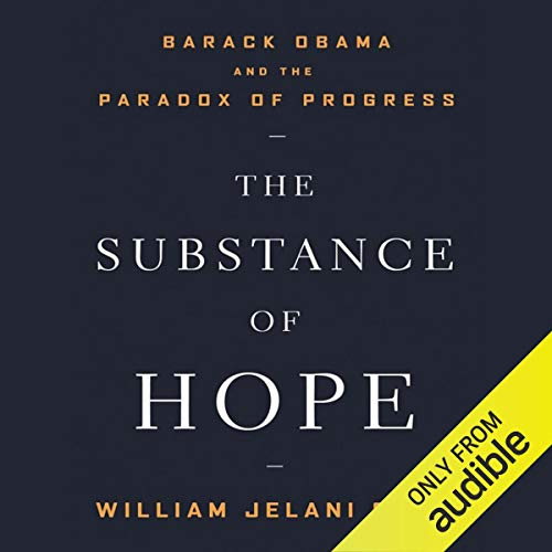 The Substance of Hope audiobook cover art