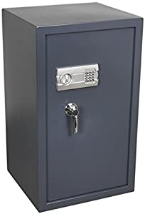 Sealey SECS06 515 480 890mm Electronic Combination Security Safe