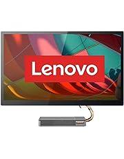 Lenovo IdeaCentre AIO 5i 68,58 cm (27 inç, 2560x1440, QHD, mat) hepsi bir arada masaüstü bilgisayar (Intel Core i7-10700T, 16GB RAM, 1TB SSD, DVD yazıcı, NVIDIA GeForce GTX 1650, Windows 10 Home) gri