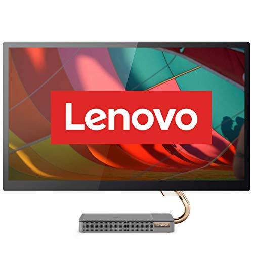 Lenovo IdeaCentre 5 27  2560 x 1440 Pixels 10e génération de processeurs Intel Core i7 i7-10700T 16 GB DDR4-SDRAM 1000 GB SSD NVIDIA GeForce GTX 1650 PC All-in-One Windows 10 Home