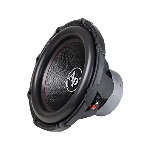 "AUDIOPIPEMAP Audiopipe 15"" Woofer 1800W Max 4 Ohm DVC"
