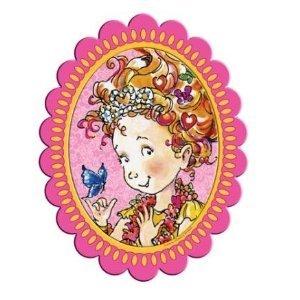 Fancy Nancy Cameo Butterflies Portrait Puzzle by Briarpatch (BPA61203-B) by Briarpatch