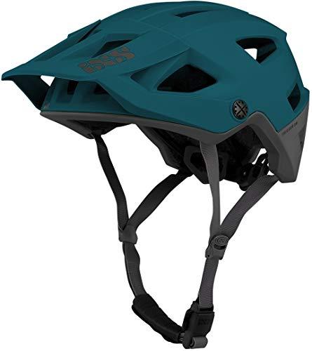 IXS Trigger Am Casco montaña, Bicicleta, Unisex Adulto, Everglade Green, Small
