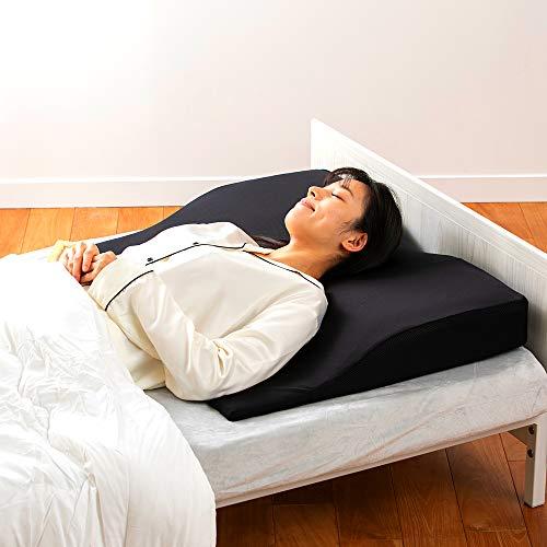 RAKUNA整体枕ワイド整体師監修首肩頚椎コリサポート快眠ラクナ枕ワイドサイズ