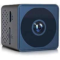 Javiscam Wireless 1080p Spy Camera with 32GB MicroSD Card (Black)
