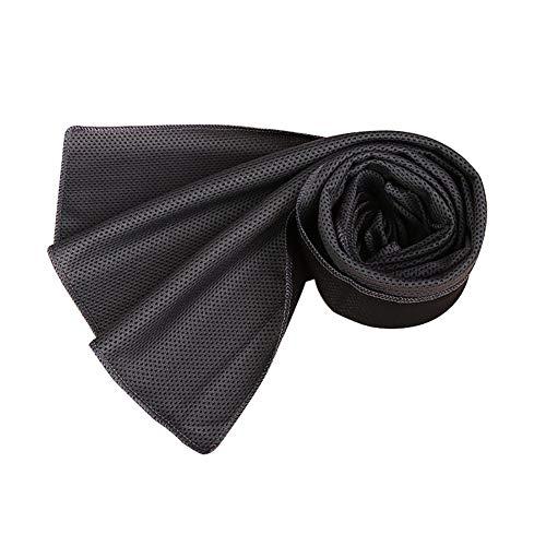 XIAMIMI Yoga Handtuch Eistuch Sommer Kühl Artifact Kälte Sense Sport Handtuch Polyester Doppel Eistuch Kühl Eistuch,C