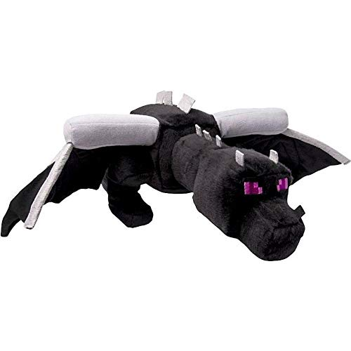 Official Ender Dragon 12' Stuffed Plush Toy New