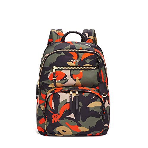 TUMI - Voyageur Hartford Laptop Backpack - 13 Inch Computer Bag For Women - Lily Abstract