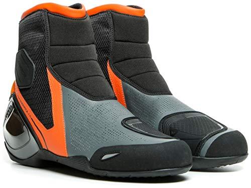 Dainese Dinamica Air - Zapatillas de moto negro/naranja 40