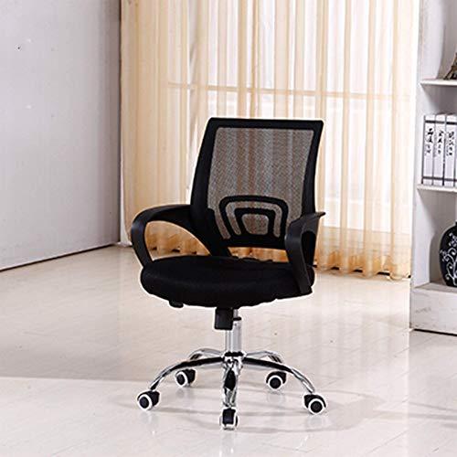 Sillas de juego, silla de oficina para juegos de oficina con rotación 360, diseño ergonómico adecuado para relajarse, juegos de carreras (color verde)