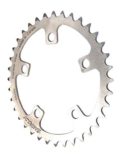 Surly Kettenblatt Ring, 5-Loch, Edelstahl, Silber, 32 Zoll x 94mm, CR4191