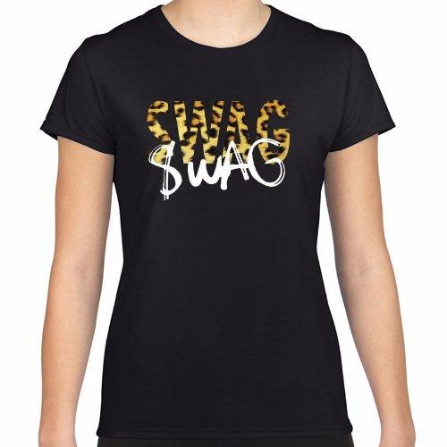 Positivos Camiseta Tirantes - Tiger Swag Style Camisetas Mujer/Chica - M
