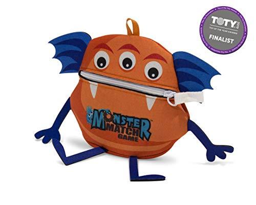 North Star Games Monstermat Monster-Match-Kartenspiel, Orange