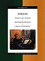 Metamorphosen, Oboe Concerto, Four Last Songs: The Masterworks Library (Boosey & Hawkes Masterworks Library)