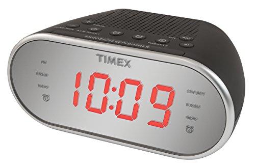 Timex Am/FM Dual Alarm Clock Radio with Digital Tuning 1.2