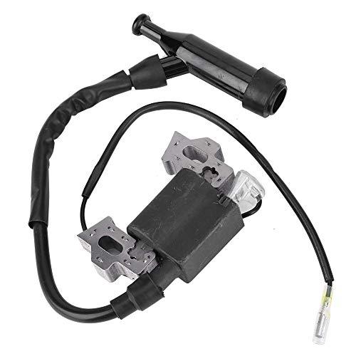 Fafeicy 168F-170F Bobina de encendido generador, piezas del generador para gasolina 2KW/3KW, 5,8 cm Distancia del orificio de montaje