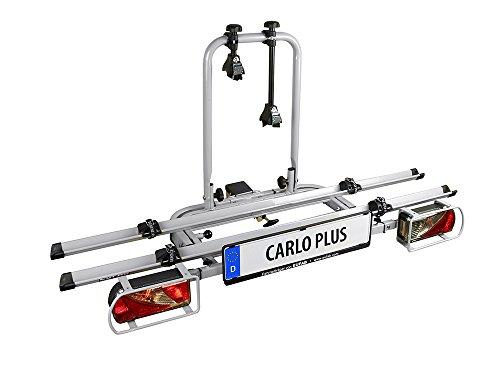 EUFAB 11439 Fahrradträger CARLO PLUS