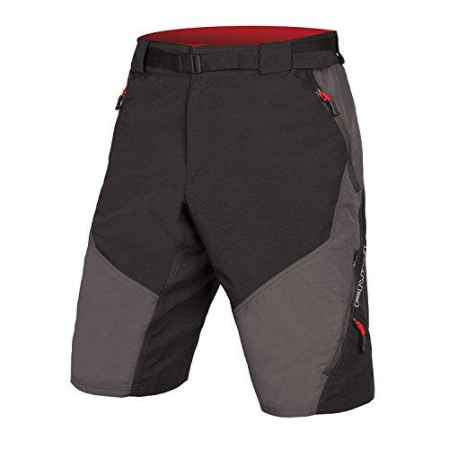 Endura Hummvee Baggy Cycling Short II Grey, Large