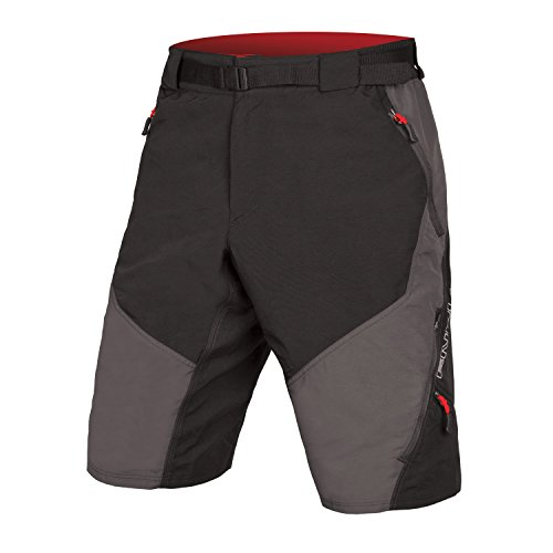 Endura Hummvee Mountainbike Baggy Cycling Shorts II -  Grau -  X-Klein