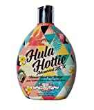 Hula Hottie Advanced 200X Volcanic Island Hot Bronzer Tanning Bed Lotion 13.5 ounce