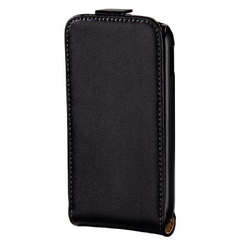 Hama Flap Tasche Smart Case fur Samsung Galaxy Y schwarz