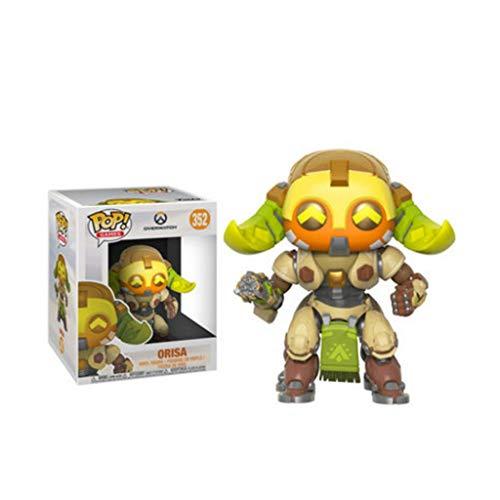 ZRY OW Overwatch Orisa Pop Figura Modelo Popular de Dibujos Animados de Juguete de Regalo decoración muñeca Adornos