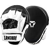 LangRay Guantes de Boxeo Curvados...