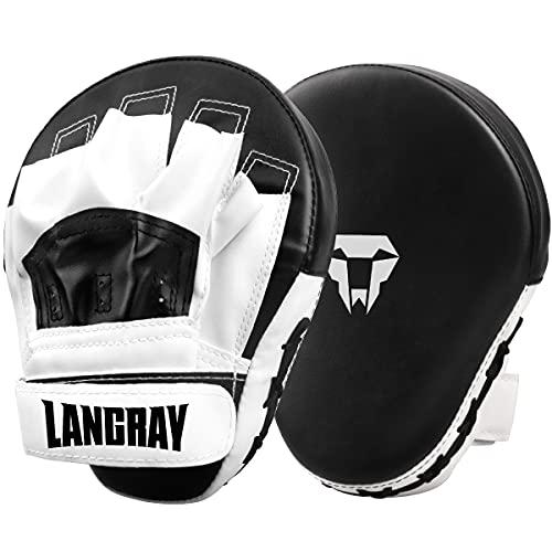 LangRay Handpratzen Kampfsport Bild
