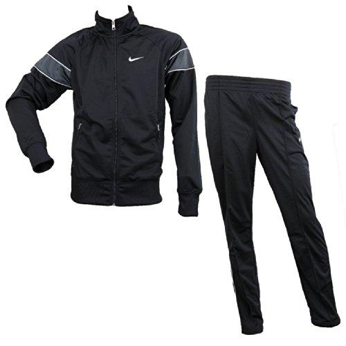 Nike Herren Trainingsanzug S - - Schwarz