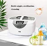 XUE Ultraschall-Reinigungsgerät Obst und Gemüse-Waschmaschine Waschmaschine Haushalt Flasche...