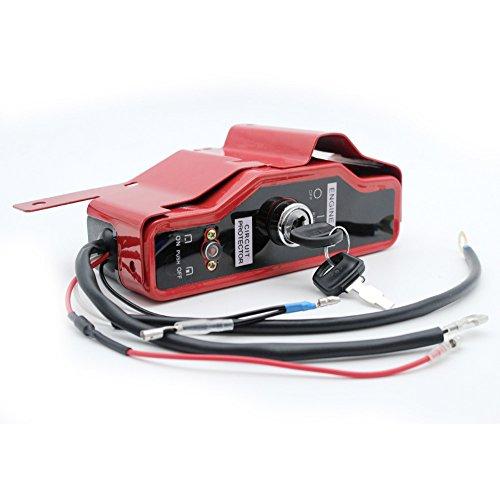 Key Ignition Switch Box w/ Keys For Honda GX340 GX390 GX 340 390 11HP 13HP...