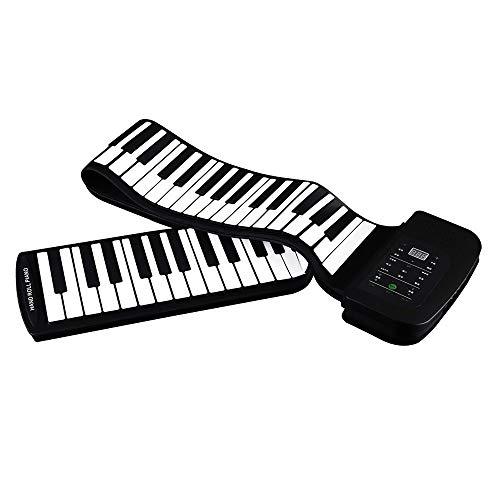LZZS Piano De Mano Enrollable Niños Pianos Digitales 88 Teclas...