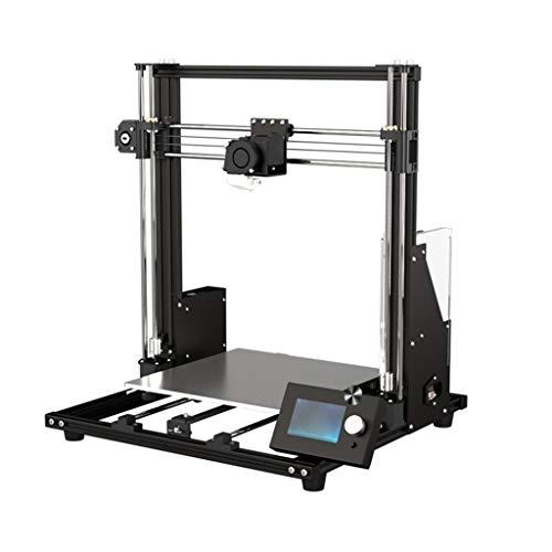 DM-DYJ Imprimante 3D Industrielle A8 Plus La Moitié Bricolage Haute Précision Boîte À Outils Bureau Éducation, Consommation Électrique 360W