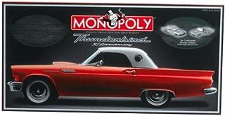 Monopoly Ford Thunderbird 50th Anniversary