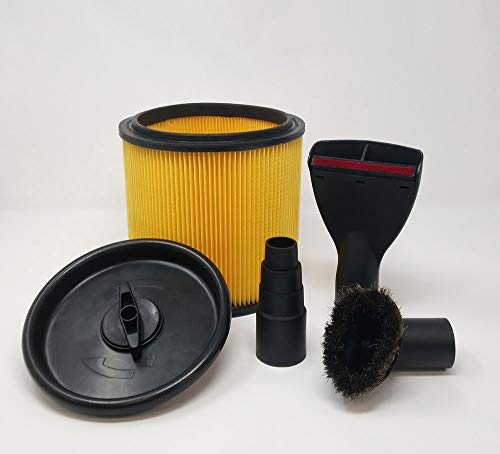 Parkside PNTS 1500 A1 B2 B3 C4 - Filtro reductor para aspiradora NTS 1500A1 1500B2 1500B3 1500C4