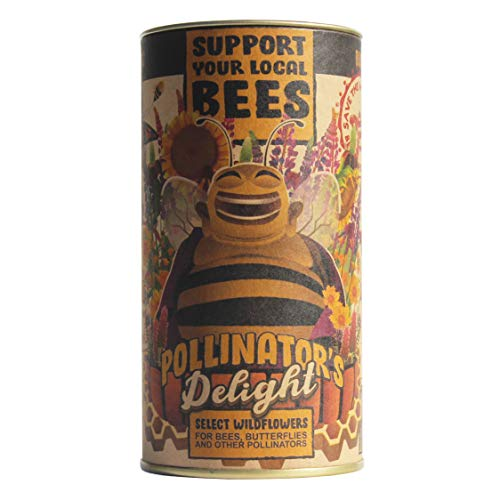 Pollinator's Delight | Flower Seed Grow Kit | The Jonsteen Company