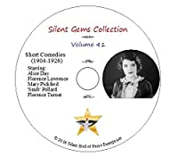 DVD Short Comedies (1904-1926) with Alice Day, Florence Lawrence, Mary Pickford