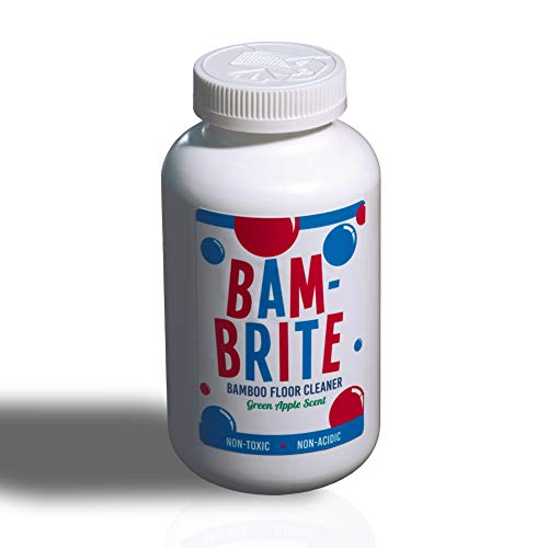 Bam-Brite Bamboo Floor Cleaner Concentrate Value Size 25oz