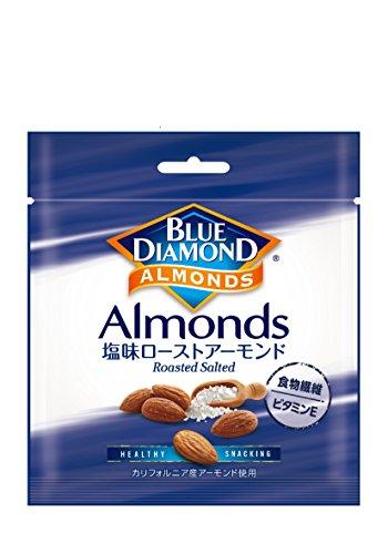 ブルーダイ 塩味アーモンド 20g