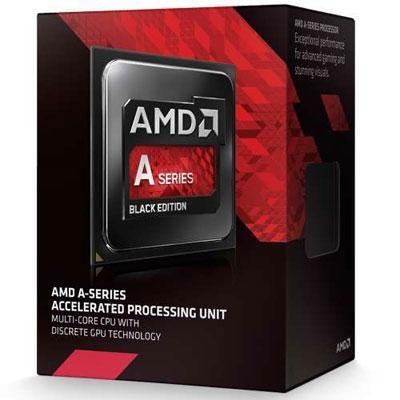 Amd A10-7850K Quad-Core (4 Core) 3.70 Ghz Processor - Socket Fm2+ Prod. Type: CPUs/Amd Desktop CPUs