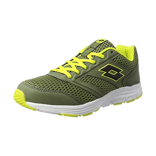 Lotto Chaussures Running Green S7557 Sports Gym Running Casual Speedride 500 palestr
