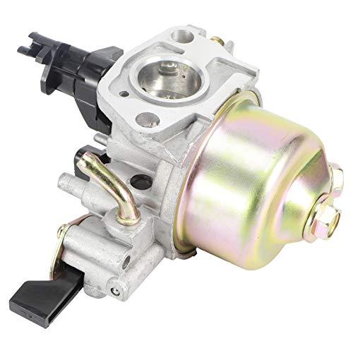 WANZSC Juego de carburador de aleación de Aluminio para Honda GX120 GX140 5.5Hp Mini Motor generador eléctrico, carburador Motor Carburador Kit de carburador Carburador