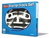Peco N Gauge Starter Track Set