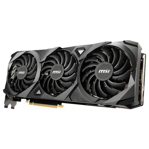 MSI Gaming GeForce RTX 3080 10GB GDRR6X 320-Bit HDMI/DP Nvlink Torx Fan 3 Ampere...