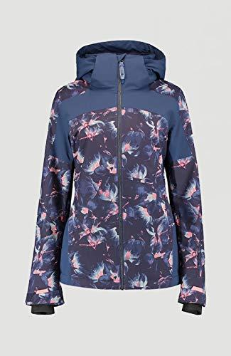 O'Neill Damen Wavelite Jacket Snow, Scale, L